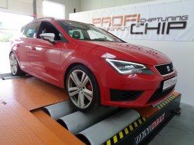 Chiptuning Seat Leon Cupra ST 2.0 TFSI