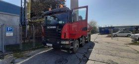 Chiptuning sklápěcího vozu Scania G 440