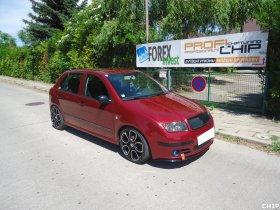 Chiptuning Škoda Fabia I 1.9 SDI