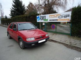 Chiptuning Škoda Felicia 1.3i