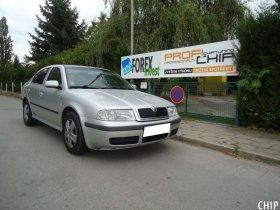 Chiptuning Škoda Octavia I 1.8T
