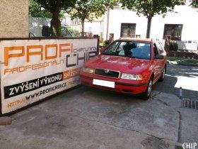 Chiptuning Škoda Octavia I 1.9 TDI