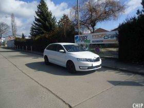 Chiptuning Škoda Rapid 1.4 TSI