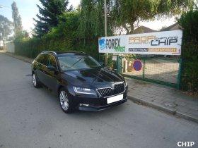 Chiptuning Škoda Superb III 2.0 TDI-CR