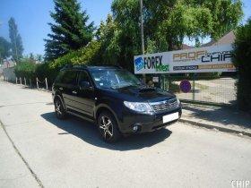 Chiptuning Subaru Forester 2.0D