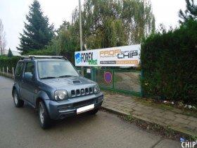 Chiptuning Suzuki Jimny 1.5 DDiS