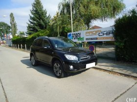 Chiptuning Toyota RAV4 2.2 D-CAT