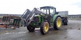 Chiptuning traktoru JOHN DEERE SERIE 6030 A 6R - 6330, 74 KW