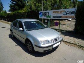 Chiptuning Volkswagen Bora 1.9 TDI-PD