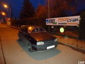 Chiptuning Volkswagen Golf 3 1.9 TDI