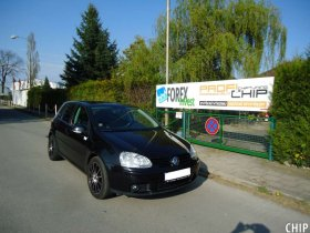 Chiptuning Volkswagen Golf 5 1.4 TSI