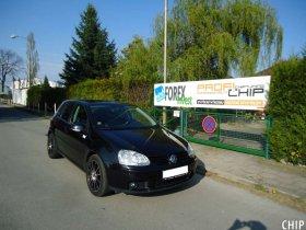 Chiptuning Volkswagen Golf 5 1.4 TSI