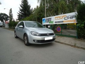 Chiptuning Volkswagen Golf 6 1.2 TSI