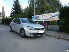 Chiptuning Volkswagen Golf 6 1.4 TSI