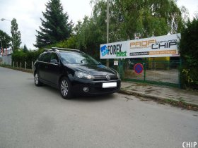 Chiptuning Volkswagen Golf 6 1.6 TDI-CR