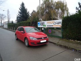 Chiptuning Volkswagen Golf 7 1.2 TSI