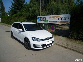 Chiptuning Volkswagen Golf 7 2.0 GTD