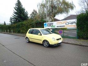 Chiptuning Volkswagen Lupo 1.7 SDI