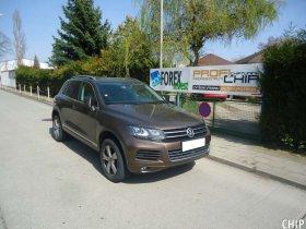 Chiptuning Volkswagen Touareg 3.0 TDI