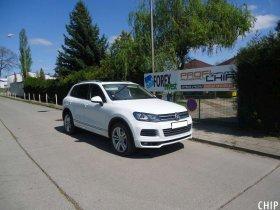 Chiptuning Volkswagen Touareg 3.6 FSI