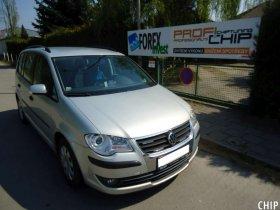 Chiptuning Volkswagen Touran 1.9 TDI-PD