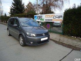 Chiptuning Volkswagen Touran 2.0 TDI-PD
