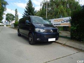 Chiptuning Volkswagen Transporter T5 2.0 TDI-CR