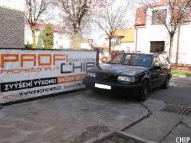 Chiptuning Volvo 850 T5