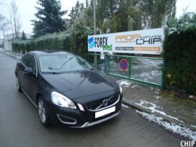 Chiptuning Volvo S60 2.0T