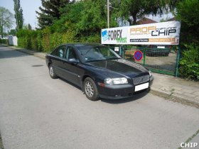 Chiptuning Volvo S80 2.4i