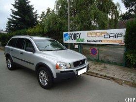 Chiptuning Volvo XC90 2.4 D5