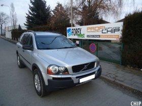 Chiptuning Volvo XC90 2.4D