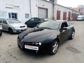 Chiptuning vozu Alfa Romeo - Brera 2.4JTD, 154 kW