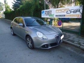 Chiptuning vozu Alfa Romeo Giulietta 2.0 MJET