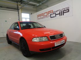 Chiptuning vozu Audi A4 1.8 T Quatrro
