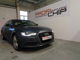 Chiptuning vozu Audi A6 3.0 TDI Quatrro