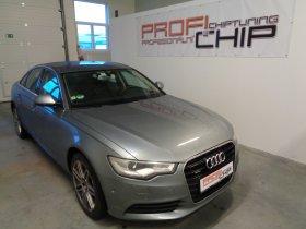 Chiptuning vozu Audi A6 3.0 TDI