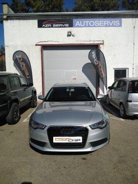 Chiptuning vozu Audi A6 (C7) - 3.0 TDI CR, 150 kW