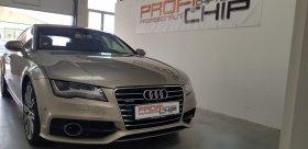 Chiptuning vozu Audi A7 3.0 TDI