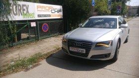 Chiptuning vozu Audi A8 3.0 TDI, 184 kW