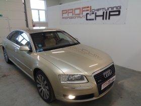 Chiptuning vozu Audi A8 L 4.2 TDI