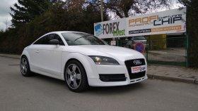 Chiptuning vozu Audi TT 2.0TDI