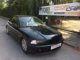 Chiptuning vozu BMW 3 E46 - 320i, 125 kW