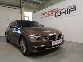 Chiptuning vozu BMW 320D F30