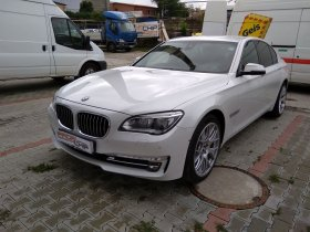 Chiptuning vozu BMW 740d