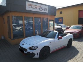 Chiptuning vozu Fiat 124 - 1.4. turbo, 103 kW
