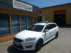 Chiptuning vozu Ford Focus II Duratec 2.5