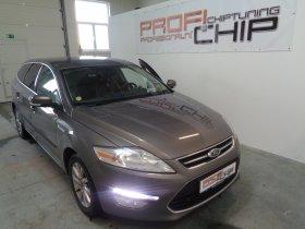 Chiptuning vozu Ford Mondeo 2.0 TDCI - MK4