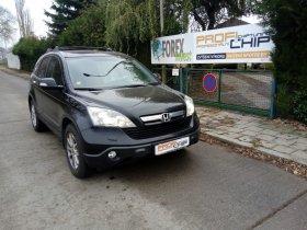 Chiptuning vozu Honda CR-V 2.2 CDTI, 103 kW