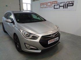 Chiptuning vozu Hyundai i40 1.7 CRDi